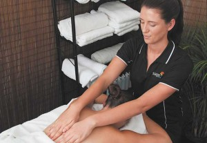 sports massage course at Sage