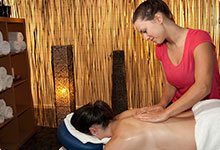 remedial massage course at Sage