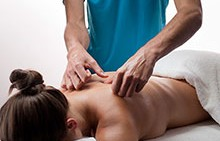 positive body image with massage therapy